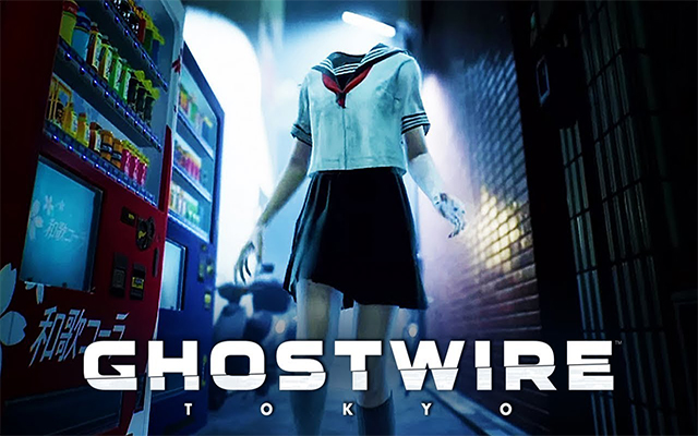 GhostWire: Tokyo (PC, PS5)