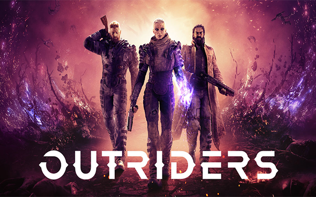 Outriders (PC, PS5, Xbox Series X, PS4, Xbox One)